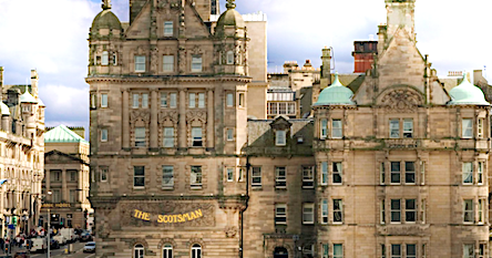 Scots hotel investment up 60% to £195m – Scottish Financial